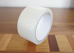 防水テープは応急処置におすすめ